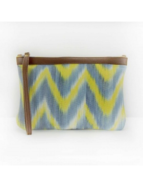 Clutch Leather Talaia...