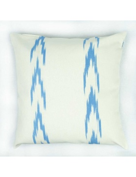 Cushion Cover Alfabia Sky Blue