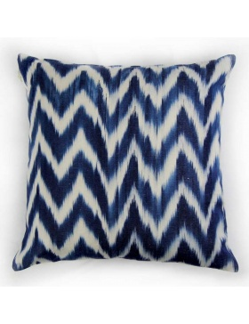 Cushion cover Talaia Indigo