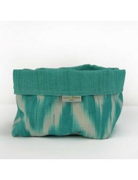Bread Basket Talaia Turquoise