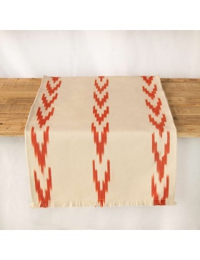 Table runner Alfabia Red