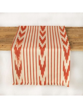 Table runner Galatzo Red