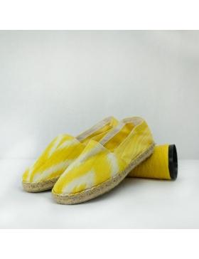 Espadrille Talaia Yellow