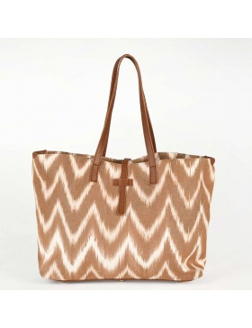 Maxibag Talaia Brown