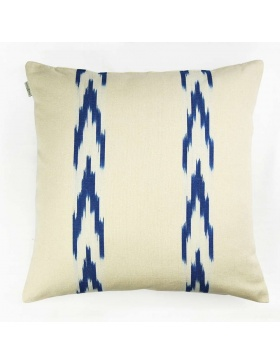 Cushion cover Alfabia Sea Blue