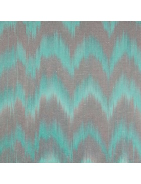 Talaia Grey and Turquoise
