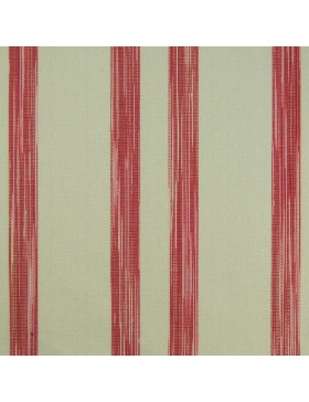 Striped Fabric Jovada Red