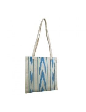 Tote Bag Ofre  Blue Yellow