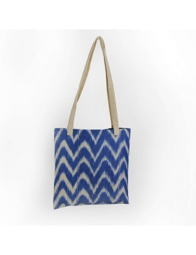 Tote Bag Talaia Sea Blue