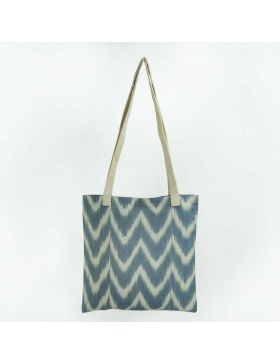 Tote Bag Talaia Grey