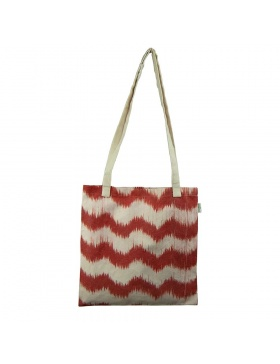 Tote Bag Talaia Red