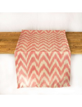 Table runner Talaia Pink