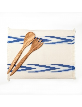 Placemat Alfabia Sea Blue