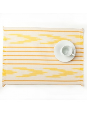 Placemat Galatzó Yellow Orange