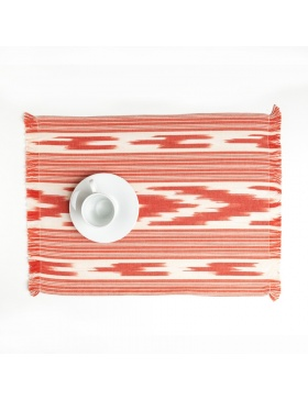 Placemat Gorg blau Red