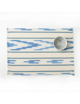 Placemat Ofre Blue