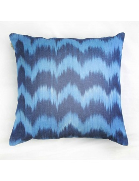 Cushion cover Talaia Indigo...