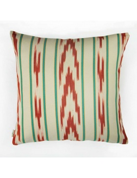 Cushion cover Ofre Red Green