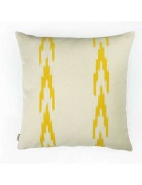 Cushion Cover Alfabia Yellow