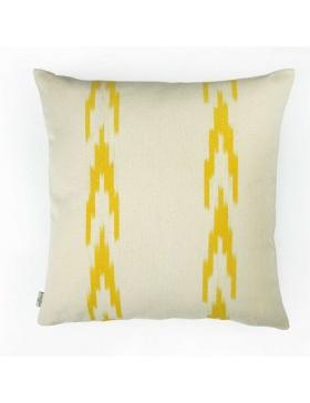 Cushion Cover Alfabia Yellow
