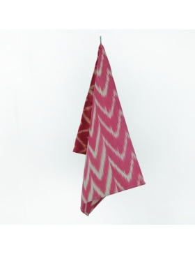 Kitchen Cloth Talaia Magenta