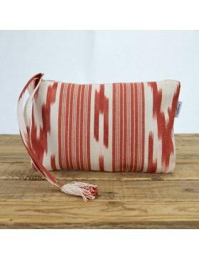 Handtaschen Gorg Blau Rot