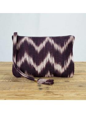 Handtaschen Talaia Pflaume