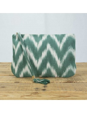 Clutch Talaia Forest Green