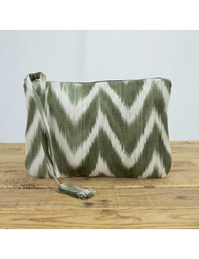 Clutch Talaia Olive Green