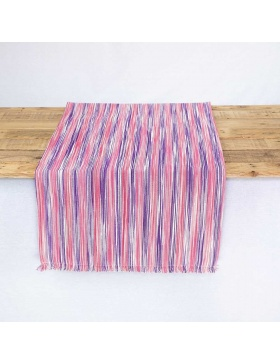 Table runner Striped Paperi