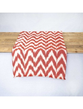 Table runner Talaia Red