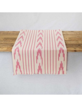 Table runner Galatzó Pink