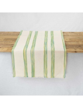 Table Runner Striped Jovada...