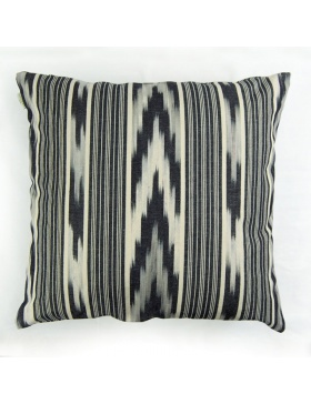 Cushion Cover Gorg Blau Black