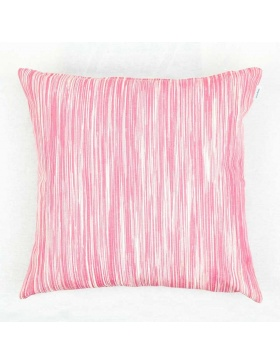 Cushion cover marbled Pink