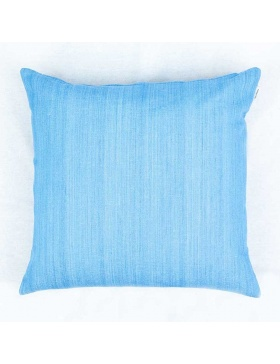 Cushion Cover plain Sky Blue