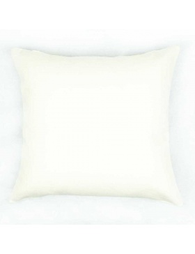 Cushion cover plain Natural