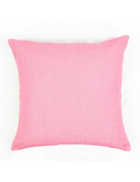 Cushion cover plain Magenta