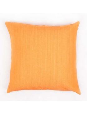 Cushion cover plain Orange
