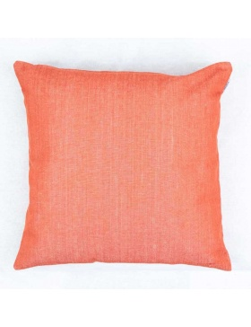 Cushion cover plain Red