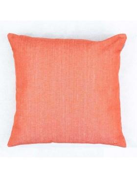 Cushion cover plain Red