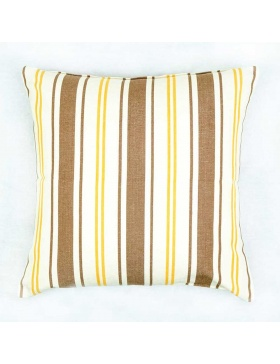 Cushion cover striped Rampí...