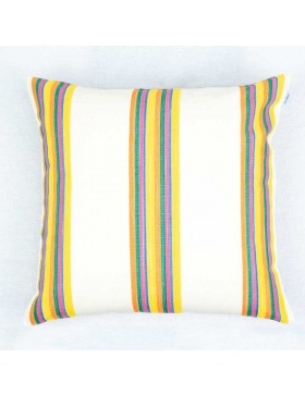 Cushion cover striped Coent