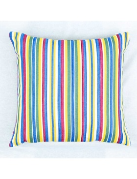 Cushion cover striped Estiu
