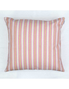 Cushion cover striped Mado