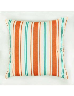 Cushion cover striped Rampí