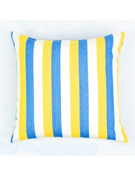 Cushion cover striped Timó