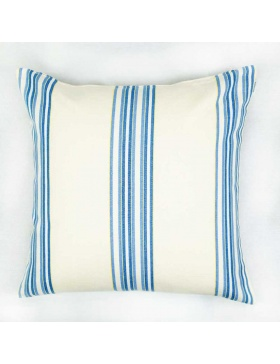 Cushion cover striped Pescador