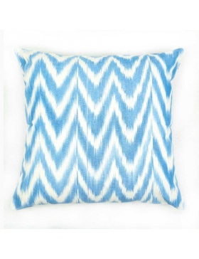 Cushion Cover Talaia Sky Blue