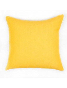 Cushion cover plain Sand
